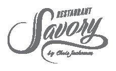 Restaurant Savory by Chris Juchemes